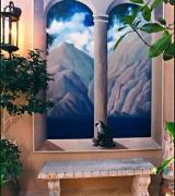 Maxfield Parrish Courtyard spa, view 2