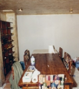 Wine Cellar, before view 1
