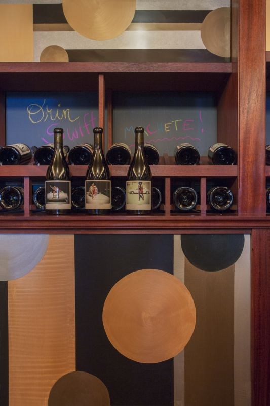 Panel Wine Cellar