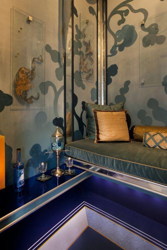 Closet Transformed Mini Lounge