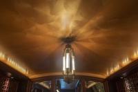 Ceiling Wine Cellar